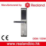 Neuer Ankunft Realand F1 biometrischer Edelstahl-Fingerabdruck-Tür-Verschluss der Sicherheits-304
