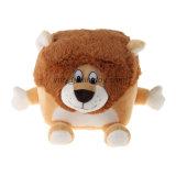 대중적인 구획은 아이를 위한 견면 벨벳 동물성 연약한 견면 벨벳에 의하여 채워진 장난감을 형성했다
