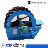 호주에서 작동하는 휴대용 물통 바퀴 모래 세탁기