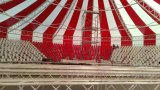 Circus Tent Membrane Structure House