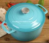 Fornitore del Cookware del ghisa dello smalto nel diametro 26cm 5.5L della Cina