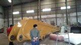 Crescimento 33m longo super do alcance da máquina escavadora 6020b