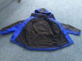 남자의 가열된 산 재킷, 발열 재킷, 겨울 재킷, 100% 나일론 Taslon 재킷