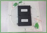 Diviseur de Fbt de fibre optique de mode unitaire/coupleur 1X3 pour connecteur SA