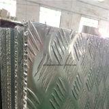 20mm Antibeleg-Aluminiumbienenwabe-Bodenplatten