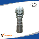 Femelle en caoutchouc hydraulique de Npsm de boyau garnitures de pipe hydrauliques de portée de cône de 60 degrés