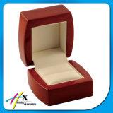 Hot Sale Luxury Plastic Jewelry Box Acceptez un logo personnalisé