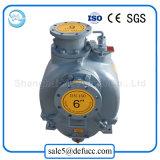 6 pollici che innescano la pompa centrifuga di irrigazione dell'azienda agricola dell'acqua