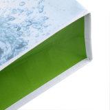 Het sterke Embleem van de Douane van Materialen Opnieuw te gebruiken Goedkope drukte Plastic pp Geweven Zak af
