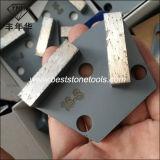 금속 구체적인 지면 에폭시 코팅 가는 닦는 기계 다이아몬드