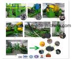 Überschüssiges Gummireifen-Abfallverwertungsanlage, Gummireifen-Abfallverwertungsanlage