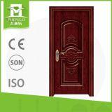 Moderner Entwurfs-festes Holz-Tür hergestellt in China