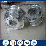 19.5 Obt aller Typ LKW-Schlussteil-Aluminiumlegierung-Rad-Felge