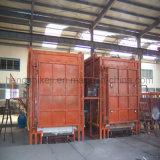 Brique métallisée de carbure de silicium de nitrure du silicium D-7