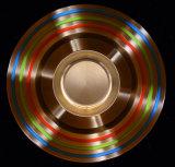 Messing-/kupferner Metallunruhe-Spinner-Tri Spinner-Unruhe-Spielwaren