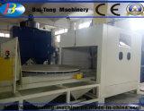 Automatische Workcar u. Schwenktisch-Form-Reinigungs-Sandstrahlen-Maschine