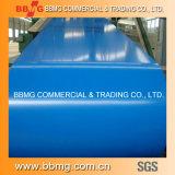 El color de PPGI cubrió las hojas acanaladas CGCC, bobina de acero galvanizada prepintada calidad del material para techos de la prima del precio de fábrica de Dx51d+Z