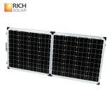 panneau solaire de pliage mono de 140W 12V pour l'usage à la maison