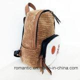 Ультрамодный Backpack шерсти замши женщин конструктора тавра (NMDK-060601)