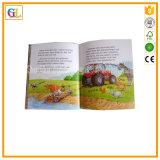 Impresión de encargo del libro de la historia de los niños