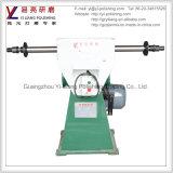 紙やすりで磨くベルトおよび研摩車輪との軸受けの粉砕機の使用