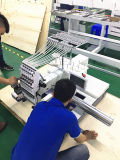 Einzelne multi Hauptnadel BerufsMonogramming Stickerei-Maschinen-Preis