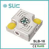 IP65 12W Waterproof a luz da parede do Applique do diodo emissor de luz de Aluminnum para ao ar livre (slb-30)