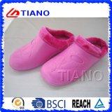 Повелительница Сад ЕВА зимы теплая закупоривает ботинки тапочки (TNK40027)