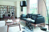 Heißes Verkaufs-moderner Entwurfs-erstklassiges Gewebe-Sofa