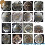 Menschenhaar-Stücke, Haar-Abwechslungs-Systeme, Haartoupee-Hersteller