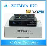 Zgemma H7c con Bcm7251s DVB-S2X + 2 * DVB-T2 / C 4k Hevc Receptor de Satélite