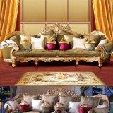 ホーム家具(D962)のためのソファーの椅子が付いている居間のソファー