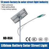 3 anos de luz de rua solar do diodo emissor de luz da garantia 20W-140W com Ce