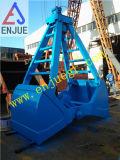 Solo compartimiento del gancho agarrador de la cubierta de la cuerda de la calidad caliente para el grano del cargamento