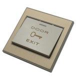 Plástico impermeável nenhuma tecla da saída da porta de COM com o luminoso com base (SBM2)