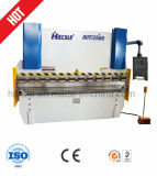 Máquina del freno de la prensa hidráulica, dobladora Wc67k-80t4100 de la hoja