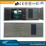 Petits générateurs électriques d'engine produisant du groupe électrogène Genset diesel réglé