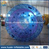 膨脹可能なロール・ボール、膨脹可能な水ローラー、水歩く球
