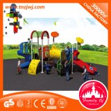 Strumentazione di plastica esterna del campo da giuoco del capretto del parco di divertimenti da vendere
