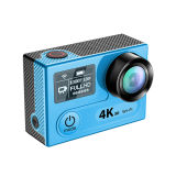 Action Camera WiFi Real 4k 30fps FHD Ambarella Sport DV Controlador remoto Dual Color Screen