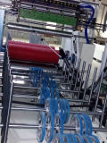 Embaladora que lamina de la carpintería decorativa de Alumium