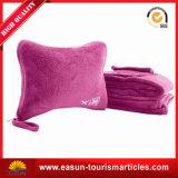 1枚の旅行枕毛布に付き安く2枚
