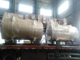 3.5 mw Horizontale &#160 Met gas; De Boiler van het Hete Water van de luchtdruk