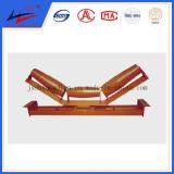 Individu de rouleau de frottement de transporteur de renvoi de frottement de renvoi de convoyeur alignant le renvoi de rouleau de Traing