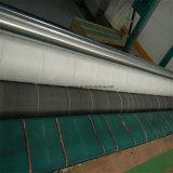 Couvre-tapis métallisé piqué par fibre de verre d'E-Glace
