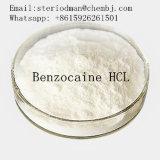 Снадобья хлоргидрата Benzocaine фармацевтические местные наркозные безопасн импортируя к Великобритании