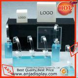 Présentoir acrylique de compteur de montre
