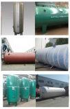 Envase del tanque del aire del acero de carbón para el compresor