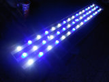 luz do aquário do recife do diodo emissor de luz Croal de 144W 120cm White+Blue