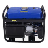 gerador portátil da gasolina 3kw com frame do metal
